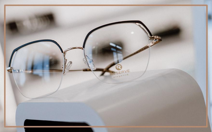 szkła okularowe